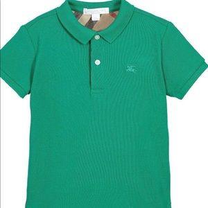 Burberry Boys'  Polo Shirt - Little Kid